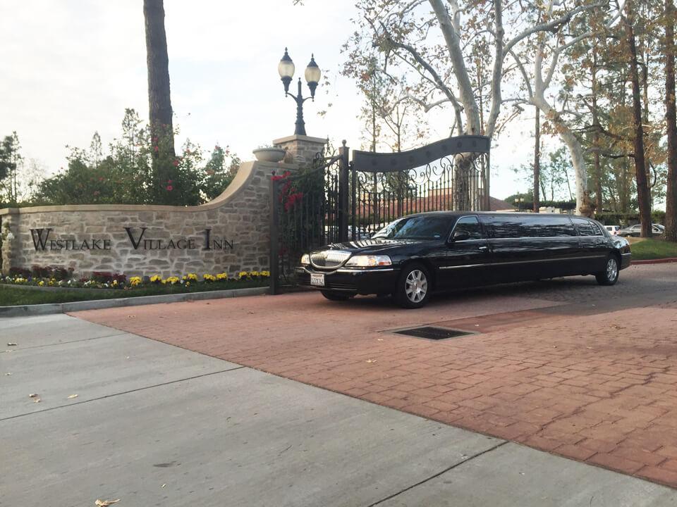 Limousine service in Westlake Village CA