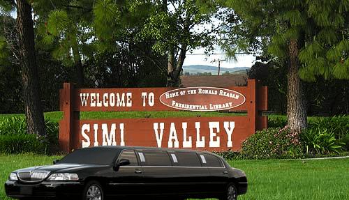 Limo Simi Valley limousine Simi Valley party bus