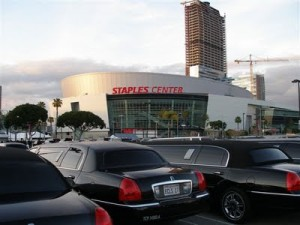 American Luxury Limousine service to Staples Center
